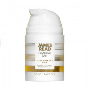 James Read Sleep mask tan face Ночная маска для лица уход и загар
