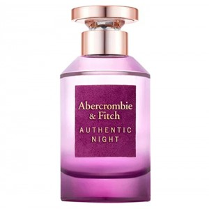 Abercrombie & Fitch Authentic Night Woman